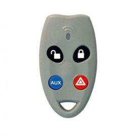 Ness 3+1 Button Radio Key