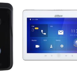 "Dahua 7"" Wifi Video Intercom Kit"
