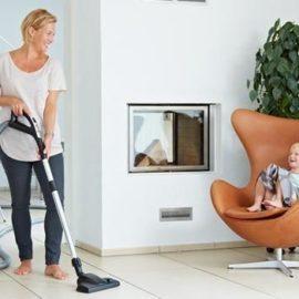 Ducted Vacuum