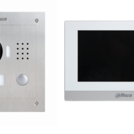 "Dahua 7"" IP Video Intercom Kit"