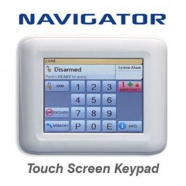 Ness Navigator Touch Keypad Only